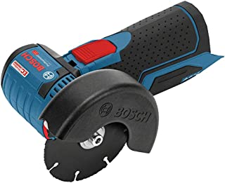 Bosch Professional 06019F2000 System GWS 12 V-76 Cordless Angle Grinder (Three Cutting, Disc Diameter: 76 mm, Excluding Re...