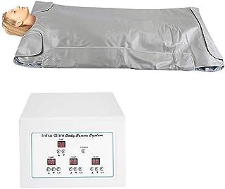 4beauty 3Zone Far Infrared FIR Sauna Blankets Slimming Body Shaper Detox Home Spa Machine