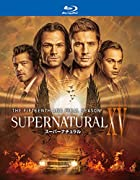 SUPERNATURAL XV (ファイナル・シーズン)ブルーレイ コンプリート・ボックス(4枚組)