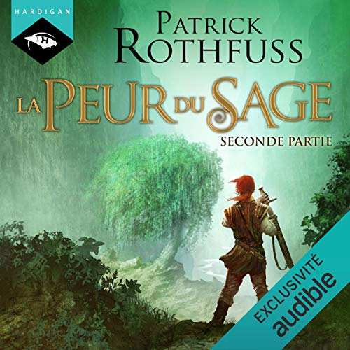 La Peur du Sage 2  By  cover art