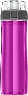Thermos Double Wall Hydration Bottle, 530ml, Aubergine, TP4045AU6AUS