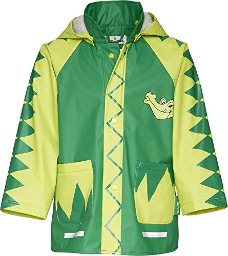 Playshoes jongens korte jas Regenmantel Krokodil