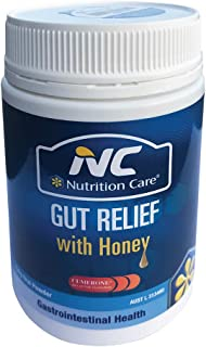Nutrition Care Gut Relief with Honey 150 g, 150 grams