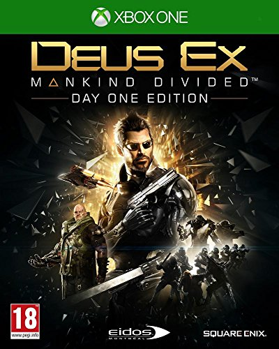 $ Deus Ex Mankind Divided Day One Edition