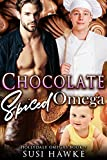 Chocolate Spiced Omega (The Hollydale Omegas Book 5) (English Edition)