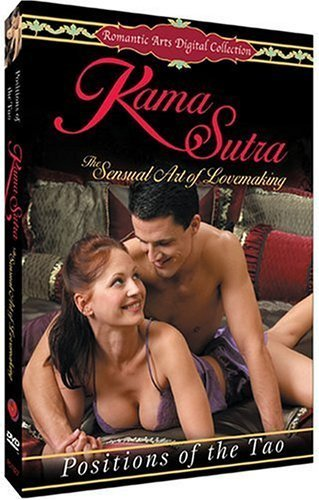 Kama Sutra: The Sensual Art of Lovemaking - Positions of the Tao by Full Circle