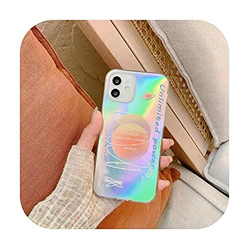 Color planet - Carcasa para iPhone 12, MiNi 6, 7, 8 Plus, 11 Pro X XS XR Max, color beige