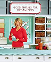 By Martha Stewart Living Magazine - Good Things for Organizing (2/25/01)