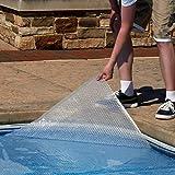 Magni-Clear? Inground Pool Solar Blanket 18' x 36' Rectangle