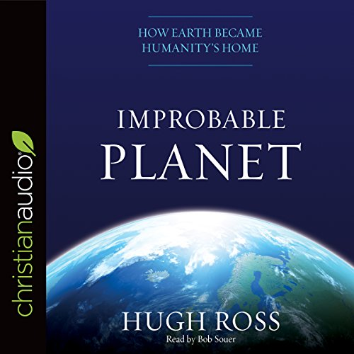 Improbable Planet audiobook cover art