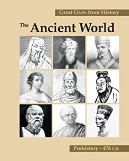 The Ancient World: Prehistory - 476 CE