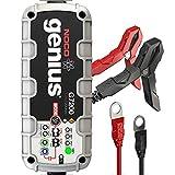NOCO Genius G7200EU 12V/24V 7,2 Ampères Chargeur de Batterie Intelligent et...