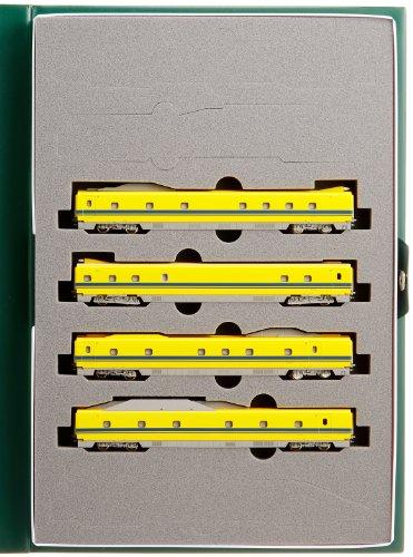 Type 923-3000 [DOCTOR YELLOW] (Shinkansen Inspection Cars) (Add-On 4-Car Set) (Model Train) (japan import)