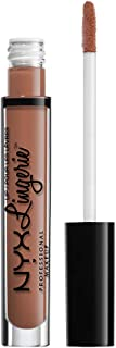 NYX Lip Lingerie Liquid Lipstick-Push-Up, 06 LIPLI06