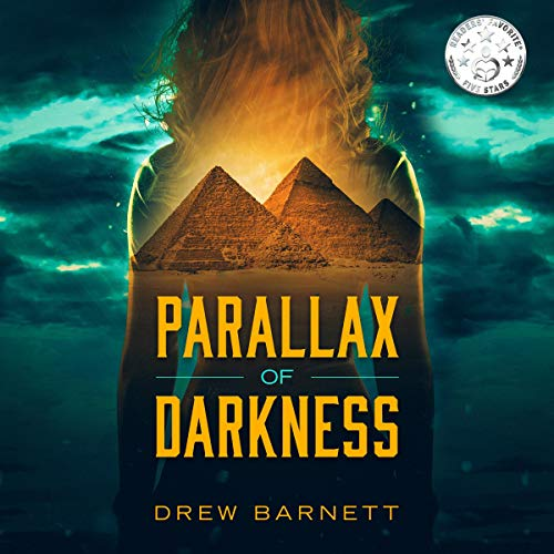 Parallax of Darkness audiobook cover art