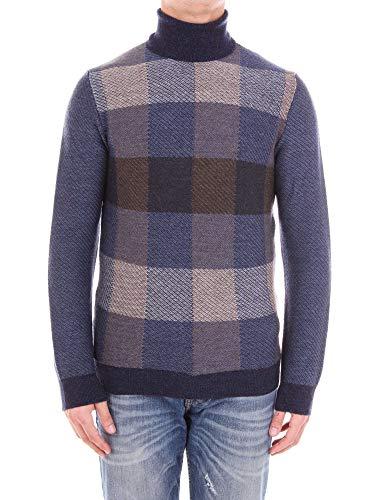 ANDREA FENZI Luxury Fashion Herren B7212D01MULTICOLOR Multicolour Wolle Sweater   Jahreszeit Outlet