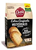 Ortiz Pan Tostado Multicereales, 30 Rebanadas, 324g