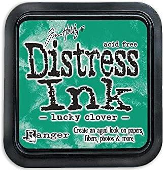 Ranger TIM43249 Distress Ink Lucky Super Popular popular Special SALE held Pad Clover
