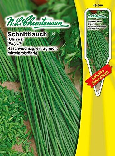 N.L. Chrestensen 49090 Schnittlauch Polyvit (Schnittlauchsamen)