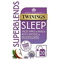 [Twinings] トワイニングSuperblendsスリープ30グラム - Twinings Superblends Sleep 30G [並行輸入品]