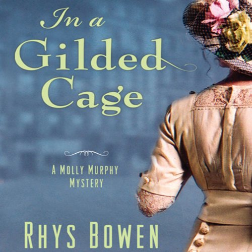 In a Gilded Cage audiobook cover art