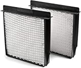 Ximoon 2 Pack Humidifier Filters Replacement 1040 Super Wick for Essick Air Humidifier Cleaner 300, 500, 700,...