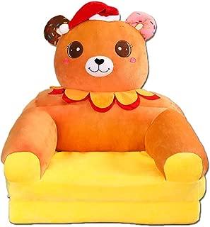 Cartoon Childrens Sofa  Children Chair  Orange B rnpuppenspielzeug Sofa seat  Cute Baby Safety seat