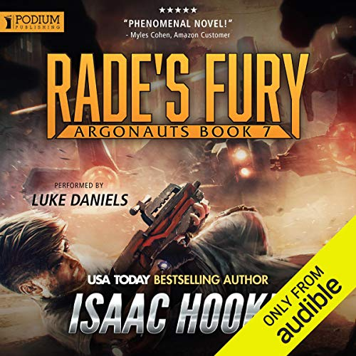 Rade's Fury  By  cover art