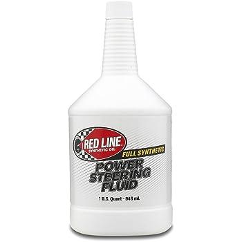 amazon com red line 30404 power steering fluid 1 quart bottle automotive red line 30404 power steering fluid 1 quart bottle