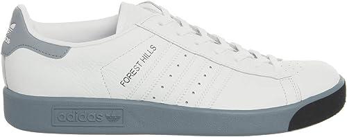 Adidas Originals Forest Hills, Footwear blanc-Footwear blanc-raw gris, 13,5