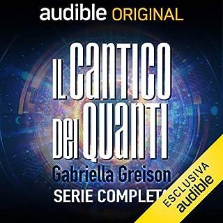 Il cantico dei Quanti. Serie completa copertina