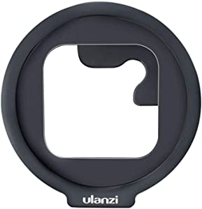Further 52mm ABS Square Lens Adapter for GoPro8 Action Camera Extensio...