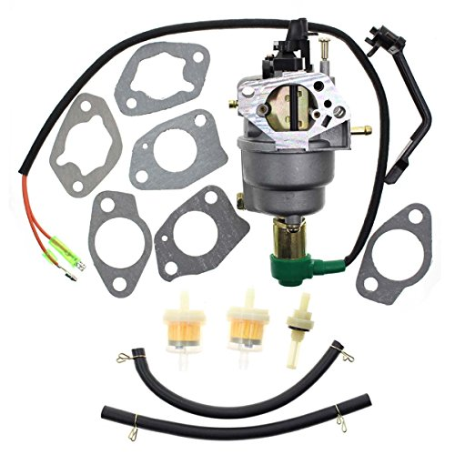 Carbhub Carburetor for Predator 420CC 5000W 8750W 7000W 6500W 188F Generator Carb with Fuel Filter Line Gaskets