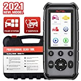 Autel MaxiDiag MD806 4 System 2021 Newest OBD2 Scanner for ABS, Engine, Transmission, SRS Diagnostic Scan Tool with 7 Special Services of EPB, Oil Reset, DPF, SAS and BMS, Free Update