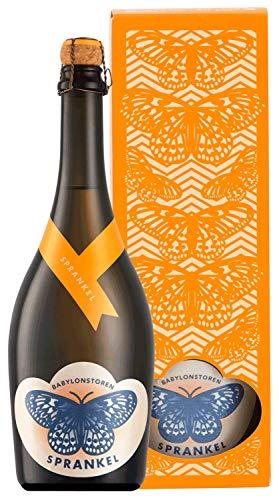 Babylonstoren Sprankel Méthode Cap Classique 2015 | Schaumwein aus Südafrika in Geschenkverpackung (0.75l) | Trocken
