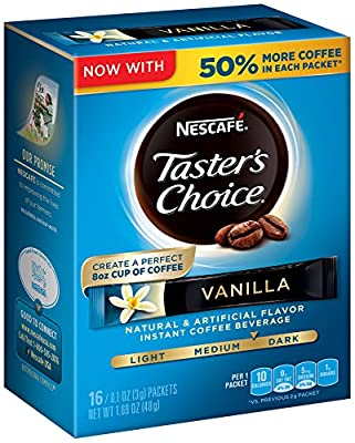Nescafe Taster's Choice Instant Coffee from Taster's Choice