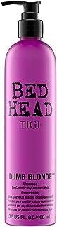 TIGI Bed Head Dumb Blonde Shampoo, 13.5 Fluid Ounce
