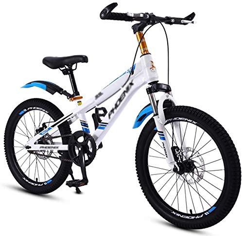 GZCC Bicicletas 3~15 años Niño y niña Bicicleta Estudiante Bicicleta Verano Viaje...