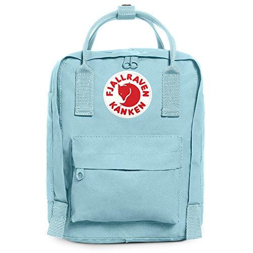 Fjallraven - Kanken Kids Backpack for School and Everyday Use, Sky Blue