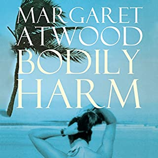 Bodily Harm                   Written by:                                                                                                                                 Margaret Atwood                               Narrated by:                                                                                                                                 Angela Nevard                      Length: 10 hrs and 4 mins     37 ratings     Overall 3.8