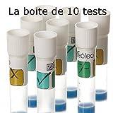 Test huile de friture ( boite de 10 tests).