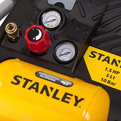 Stanley AIRBOSS Kompressor, 1100 W, 230 V, DN200/10/5 - 7