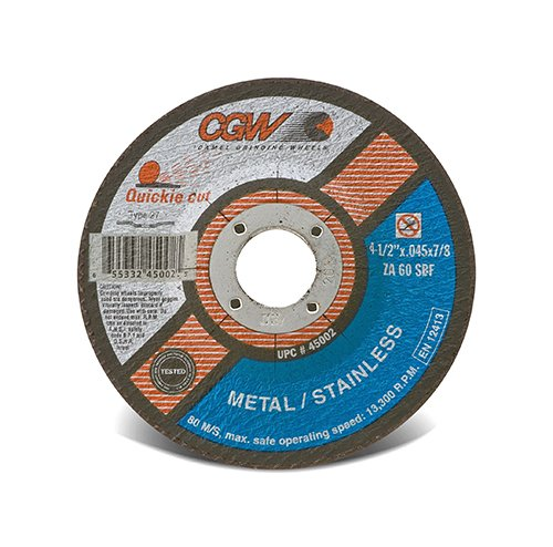 Quickie Cut Extra Thin Cut-Off Wheel [Set of 10]
