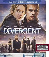 Divergent Digi-Book (Blu-ray / DVD / Digital HD)