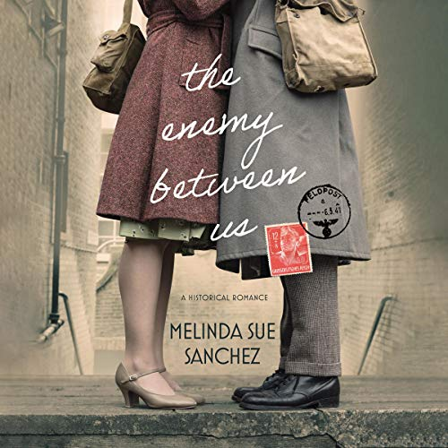 The Enemy Between Us  By  cover art