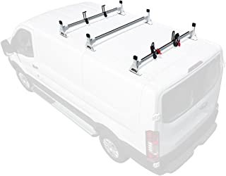 Vantech Ford Transit (Cargo) 2015-On 3 bar Rack Low Profile 54