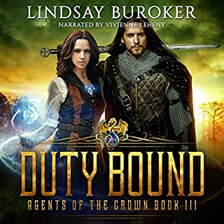 Duty Bound cover art