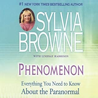 Phenomenon audiobook cover art