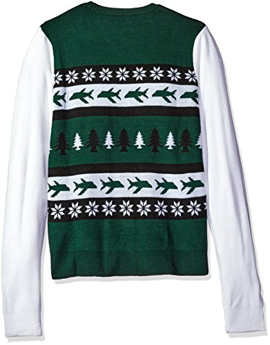 NFL New York Jets WORDMARK Ugly Sweater, XX-Large