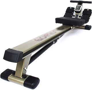 Roddmaskin roddmaskin för hemmabruk, multifunktionell tyst roddanordning, justerbar sittande hållningsutrustning, bärande ...